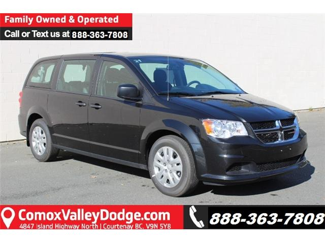 2019 Dodge Grand Caravan CVP/SXT (Stk: R504429) in Courtenay - Image 1 of 29