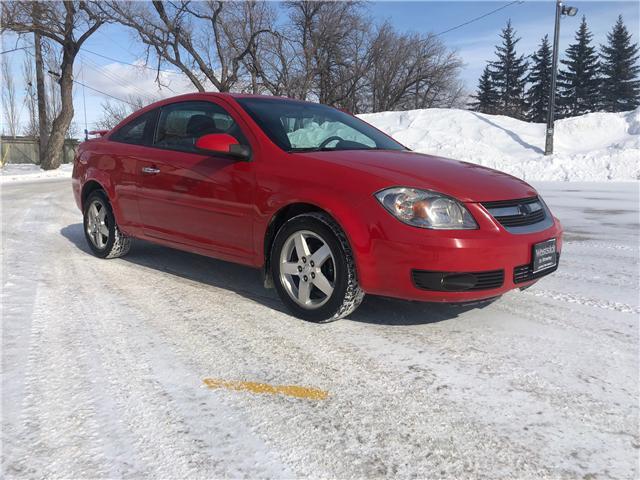 2010 Chevrolet Cobalt LT (Stk: ) in Winnipeg - Image 1 of 23