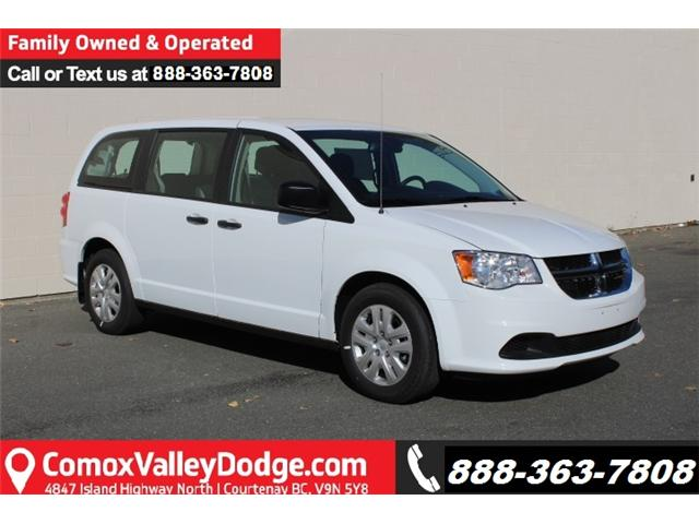2019 Dodge Grand Caravan CVP/SXT (Stk: R504428) in Courtenay - Image 1 of 29