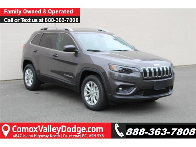 2019 Jeep Cherokee North (Stk: D201214) in Courtenay - Image 1 of 30