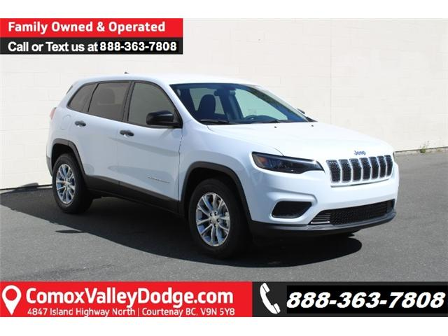 2019 Jeep Cherokee Sport (Stk: D219679) in Courtenay - Image 1 of 30