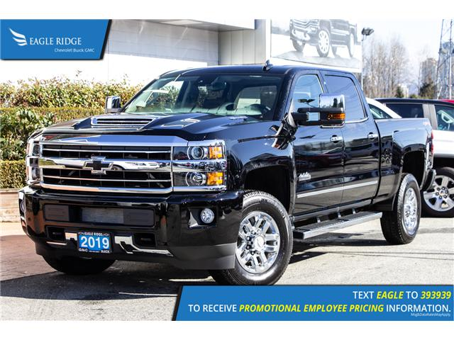 2019 Chevrolet Silverado 3500HD High Country (Stk: 99914A) in Coquitlam - Image 1 of 19