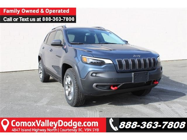 2019 Jeep Cherokee Trailhawk (Stk: D361896) in Courtenay - Image 1 of 26