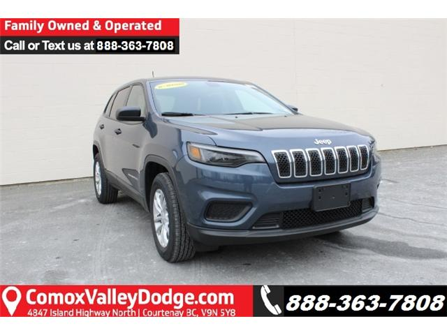 2019 Jeep Cherokee Sport (Stk: D371982) in Courtenay - Image 1 of 30
