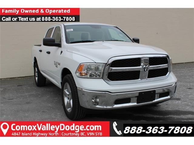 2019 RAM 1500 Classic ST (Stk: S580102) in Courtenay - Image 1 of 29