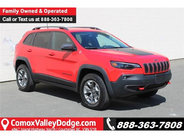 2019 Jeep Cherokee Trailhawk (Stk: D107789) in Courtenay - Image 1 of 30
