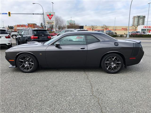 2016 Dodge Challenger R/T Scat Pack (Stk: 16-220811) in Abbotsford - Image 4 of 16