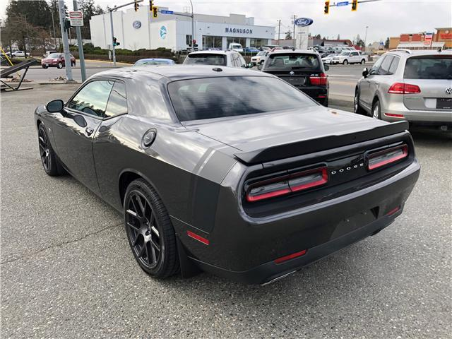 2016 Dodge Challenger R/T Scat Pack (Stk: 16-220811) in Abbotsford - Image 8 of 16