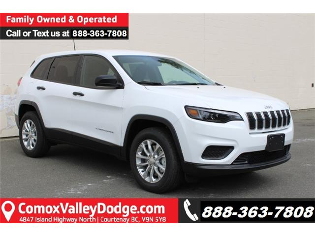 2019 Jeep Cherokee Sport (Stk: D187868) in Courtenay - Image 1 of 30