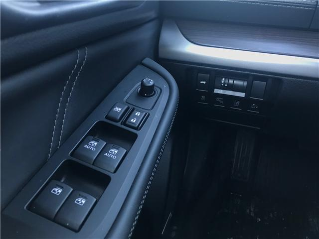 2018 Subaru Legacy 3.6R Limited w/EyeSight Package (Stk: 2821) in Cochrane - Image 10 of 13