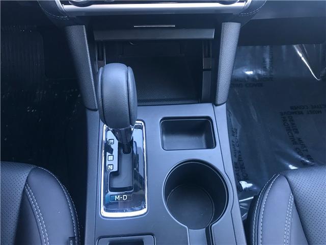 2018 Subaru Legacy 3.6R Limited w/EyeSight Package (Stk: 2821) in Cochrane - Image 12 of 13