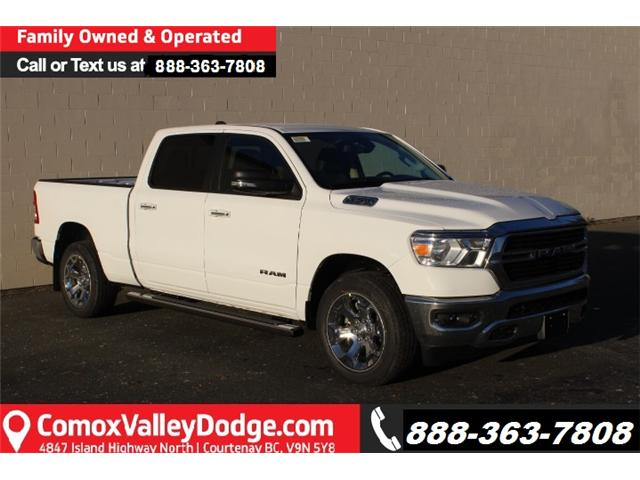 2019 RAM 1500 Big Horn (Stk: N702113) in Courtenay - Image 1 of 30