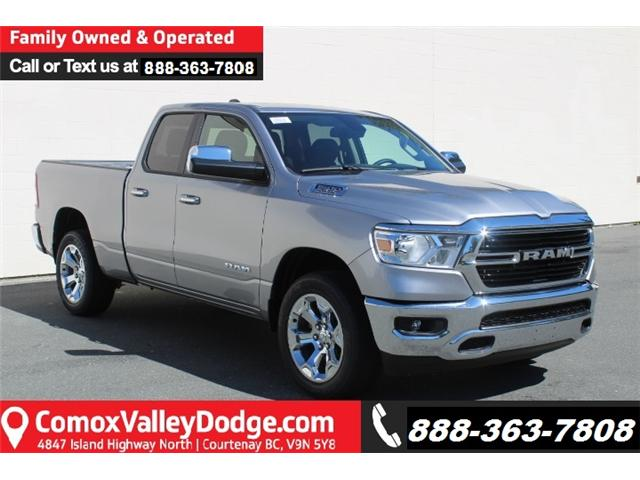 2019 RAM 1500 Big Horn (Stk: N552008) in Courtenay - Image 1 of 30