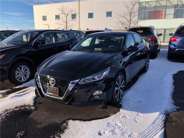 2019 Nissan Altima 2.5 Platinum (Stk: 19088) in Barrie - Image 1 of 5
