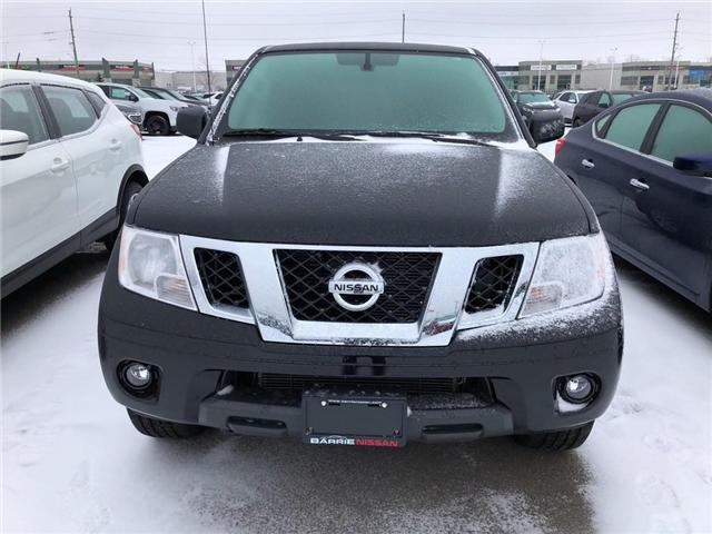2019 Nissan Frontier SV (Stk: 19195) in Barrie - Image 2 of 5