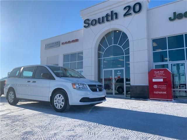 2019 Dodge Grand Caravan CVP/SXT (Stk: 32294) in Humboldt - Image 1 of 19