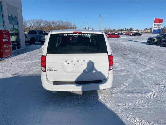 2019 Dodge Grand Caravan CVP/SXT (Stk: 32294) in Humboldt - Image 4 of 19