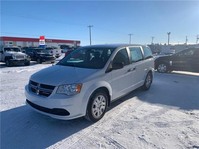 2019 Dodge Grand Caravan CVP/SXT (Stk: 32294) in Humboldt - Image 7 of 19