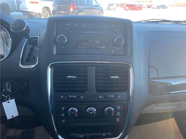 2019 Dodge Grand Caravan CVP/SXT (Stk: 32294) in Humboldt - Image 14 of 19