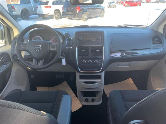 2019 Dodge Grand Caravan CVP/SXT (Stk: 32294) in Humboldt - Image 16 of 19