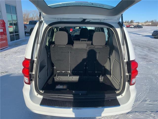 2019 Dodge Grand Caravan CVP/SXT (Stk: 32294) in Humboldt - Image 18 of 19