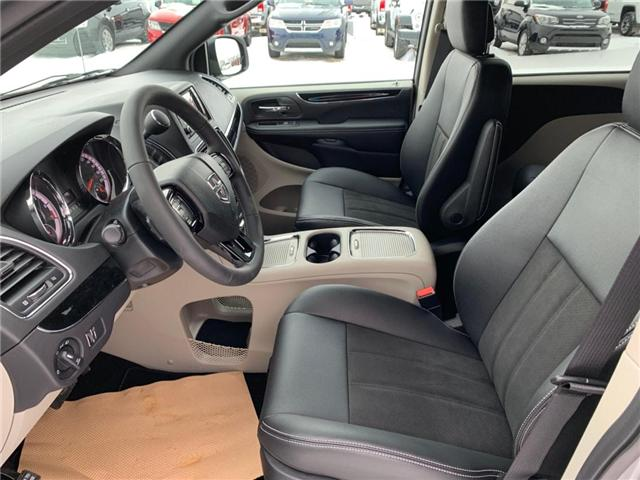 2019 Dodge Grand Caravan CVP/SXT (Stk: 32304) in Humboldt - Image 11 of 21