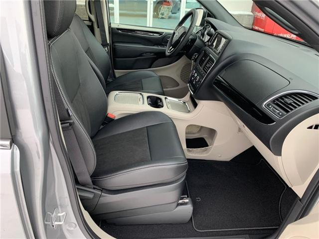 2019 Dodge Grand Caravan CVP/SXT (Stk: 32304) in Humboldt - Image 16 of 21