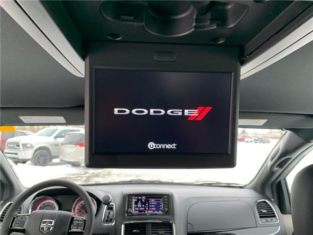 2019 Dodge Grand Caravan CVP/SXT (Stk: 32304) in Humboldt - Image 19 of 21