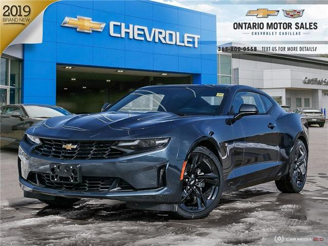 2019 Chevrolet Camaro 1LT (Stk: 9137640) in Oshawa - Image 1 of 19