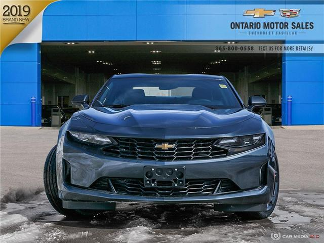 2019 Chevrolet Camaro 1LT (Stk: 9137640) in Oshawa - Image 2 of 19