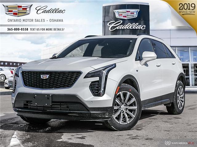 2019 Cadillac XT4 Sport (Stk: 9158621) in Oshawa - Image 1 of 19