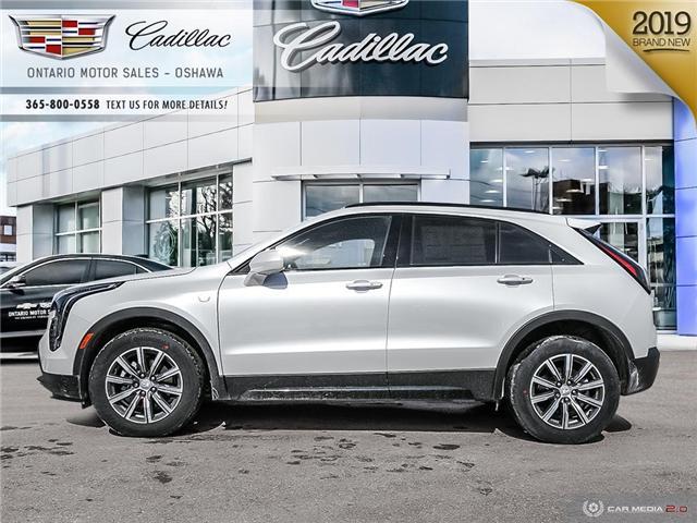2019 Cadillac XT4 Sport (Stk: 9158621) in Oshawa - Image 3 of 19