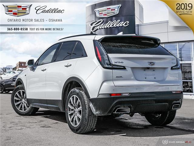 2019 Cadillac XT4 Sport (Stk: 9158621) in Oshawa - Image 4 of 19