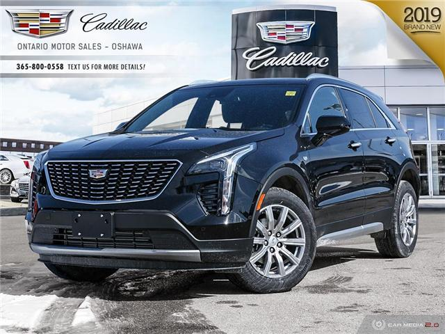 2019 Cadillac XT4 Premium Luxury (Stk: 9171817) in Oshawa - Image 1 of 19