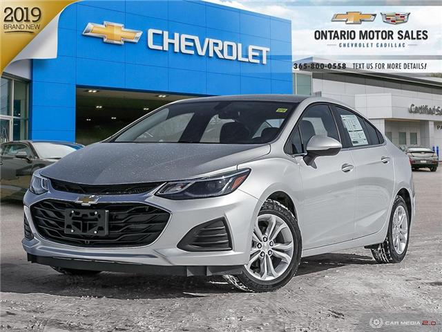 2019 Chevrolet Cruze LT (Stk: 9145911) in Oshawa - Image 1 of 19