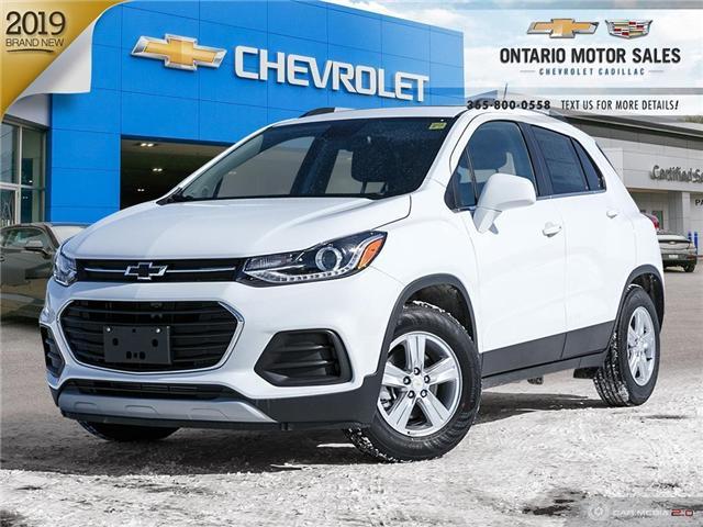 2019 Chevrolet Trax LT (Stk: 9301135) in Oshawa - Image 1 of 19