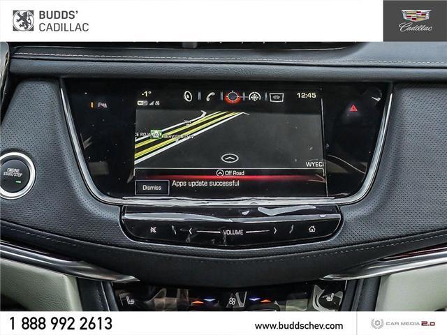 2019 Cadillac XT5 Luxury (Stk: XT9118) in Oakville - Image 16 of 25