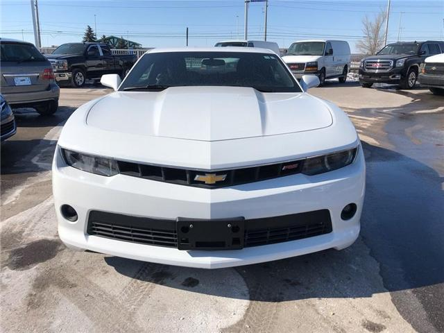 2015 Chevrolet Camaro LT|RS|AUTOMATIC|BLUETOOTH|VERY CLEAN| (Stk: 116136A) in BRAMPTON - Image 2 of 16