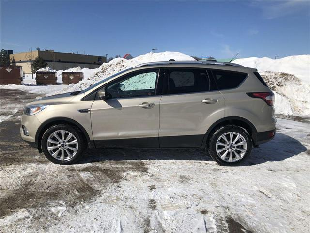 2017 Ford Escape Titanium (Stk: ES181681A) in Barrie - Image 2 of 26