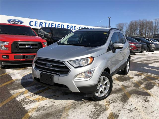 2018 Ford EcoSport SE (Stk: ES18950A) in Barrie - Image 1 of 25