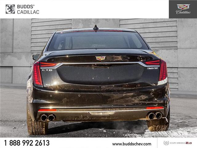2019 Cadillac CT6 3.0L Twin Turbo Platinum (Stk: C69001) in Oakville - Image 4 of 25