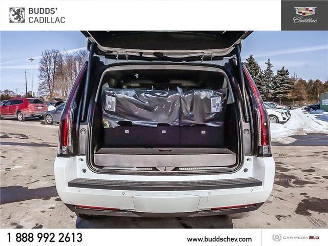 2019 Cadillac Escalade Premium Luxury (Stk: ES9055) in Oakville - Image 19 of 25