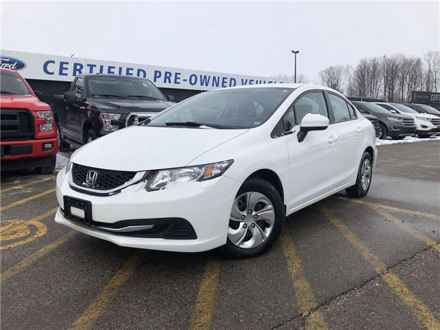 2014 Honda Civic LX (Stk: P8703) in Barrie - Image 1 of 17