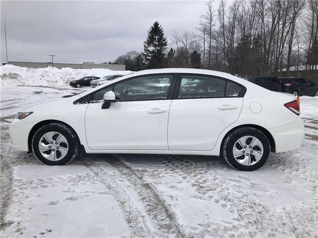 2014 Honda Civic LX (Stk: P8703) in Barrie - Image 2 of 17