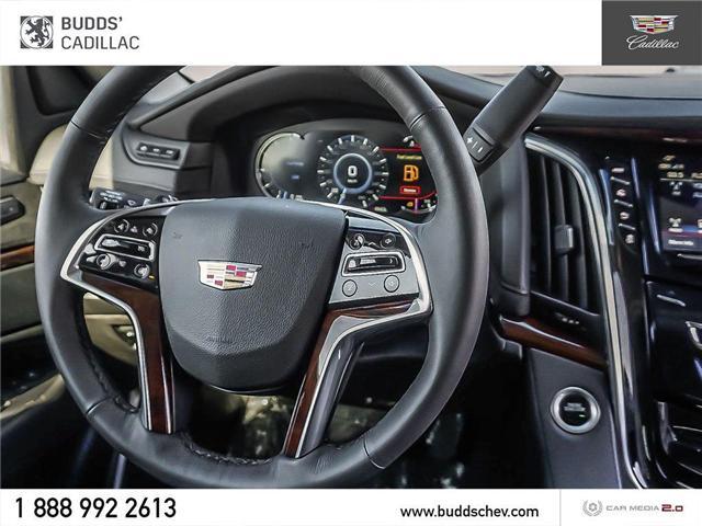 2019 Cadillac Escalade Premium Luxury (Stk: ES9044) in Oakville - Image 9 of 25