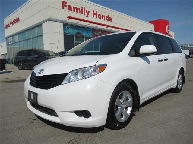 2014 Toyota Sienna 7 Passenger, SAFETY CERTIFIED! (Stk: 9107856A) in Brampton - Image 1 of 26