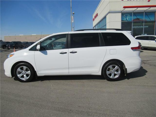 2014 Toyota Sienna 7 Passenger, SAFETY CERTIFIED! (Stk: 9107856A) in Brampton - Image 2 of 26