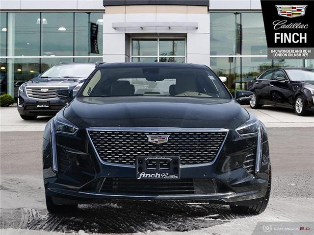 2019 Cadillac CT6 3.0L Twin Turbo Platinum (Stk: 144876) in London - Image 2 of 27