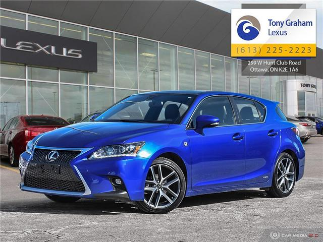 2015 Lexus CT 200h Base (Stk: Y3346) in Ottawa - Image 1 of 29