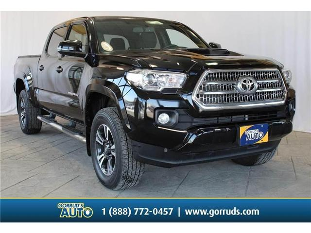 2016 Toyota Tacoma TRD Sport (Stk: 005613) in Milton - Image 1 of 42